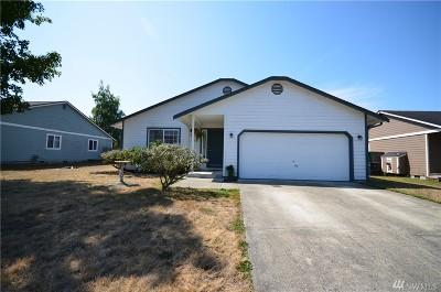 Yelm Single Family Home For Sale: 16233 Prairie Creek Lp SE