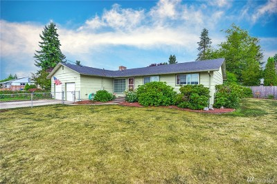 Centralia Single Family Home For Sale: 2511 Mount Vista Rd