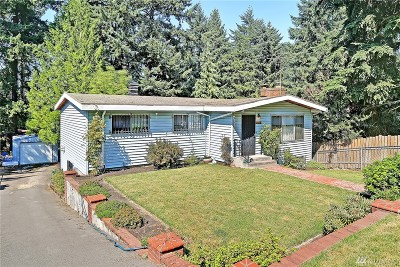 Burien Single Family Home For Sale: 1000 SW 132nd St