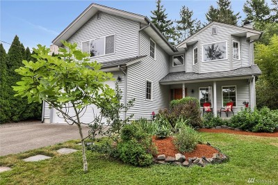 Olympia Single Family Home For Sale: 3805 85th Ave NW