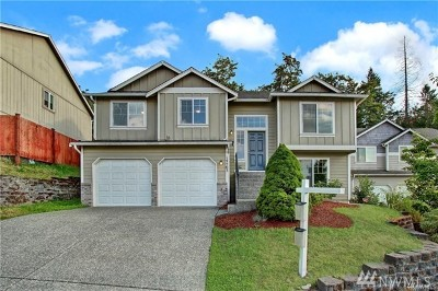 Renton Single Family Home For Sale: 14503 SE 188th Wy