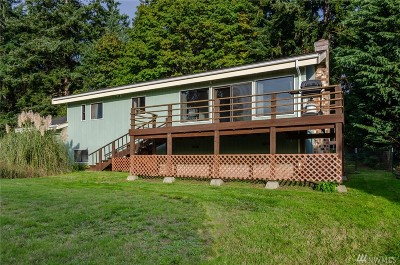Freeland Single Family Home For Sale: 5971 Mountain View Lane