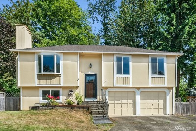 Renton Single Family Home For Sale: 13411 SE 172nd Place