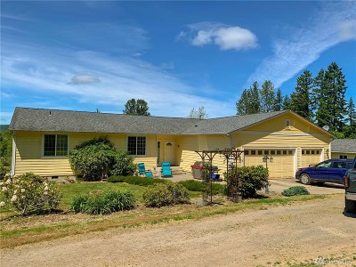 Lewis County Single Family Home For Sale: 527 G St