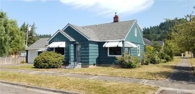 Chehalis Single Family Home For Sale: 682 SW McFadden Ave