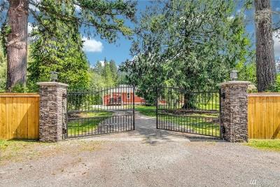 Redmond Single Family Home For Sale: 8318 252nd Ave NE