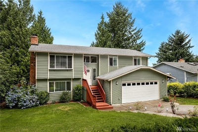 Federal Way Single Family Home For Sale: 3950 SW 329th Place