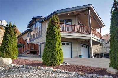 Chelan Single Family Home For Sale: 400 Butte Rd