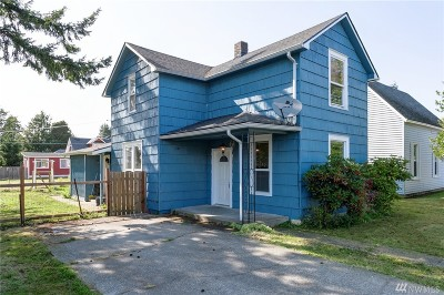 Blaine Single Family Home For Sale: 1127 4th Street