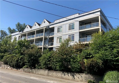 Bellingham Condo/Townhouse For Sale: 910 Gladstone St #304