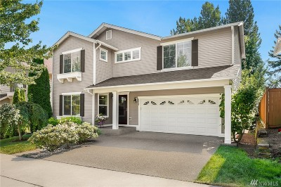 Snoqualmie Single Family Home For Sale: 8824 Swenson Ave SE