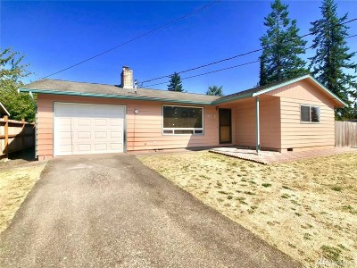 Renton Single Family Home For Sale: 16626 126th Ave SE