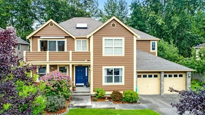 Puyallup Single Family Home For Sale: 2127 20th St SE
