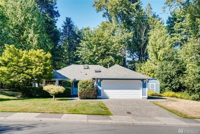 Redmond Single Family Home For Sale: 17206 NE 132nd Place