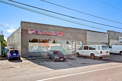 Seattle Commercial For Sale: 10851 1st Ave S