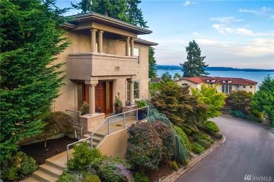 Kirkland Single Family Home For Sale: 7943 NE 112th St