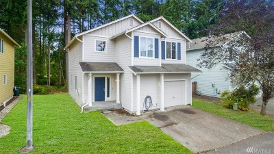 Puyallup Single Family Home For Sale: 13006 159th St E