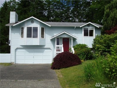 Port Orchard Rental For Rent: 7528 E Sitka Ct