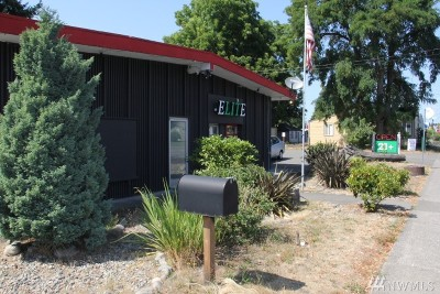 Olympia Commercial For Sale: 1123 Sleater Kinney Rd SE