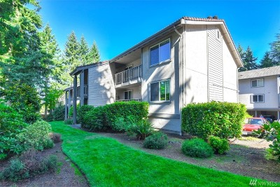 Kirkland Condo/Townhouse For Sale: 12707 NE 120th St #B11