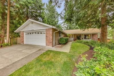 Shoreline Single Family Home For Sale: 14716 23rd Ave NE
