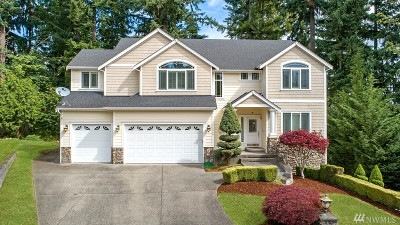 Puyallup Single Family Home For Sale: 2909 21st Av Ct SE
