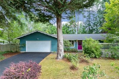 Bainbridge Island Single Family Home For Sale: 381 Fir Acres Dr NW