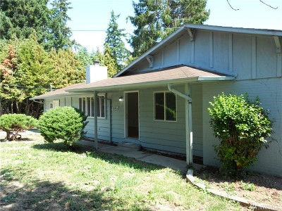 Bremerton Single Family Home For Sale: 2234 Eastview Ave NE