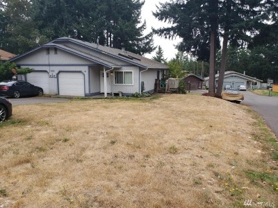 Olympia Multi Family Home For Sale: 8010 N Bicentennial Lp SE