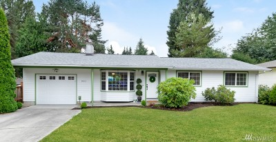 Kirkland Single Family Home For Sale: 14111 82nd Place NE