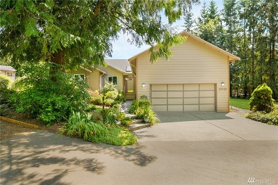 Snohomish Single Family Home For Sale: 22723 153rd Ave SE