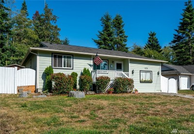 Coupeville Single Family Home For Sale: 1273 Rickover Dr