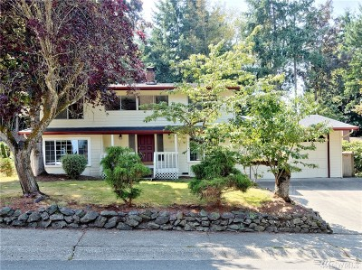 Federal Way Single Family Home For Sale: 32513 41st Ave SW