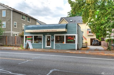 Seattle Commercial For Sale: 9211 Roosevelt Wy NE