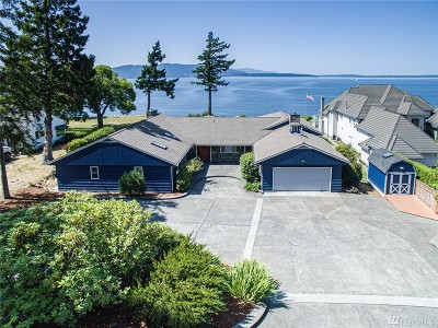 Bellingham Single Family Home For Sale: 508 Bayside Road