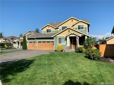 Puyallup Single Family Home For Sale: 4025 Highlands Blvd