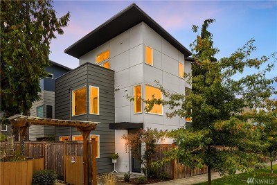 Single Family Home For Sale: 6533 34th Ave SW
