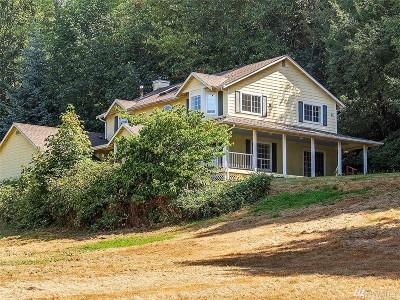 Monroe Single Family Home For Sale: 24808 153rd St SE