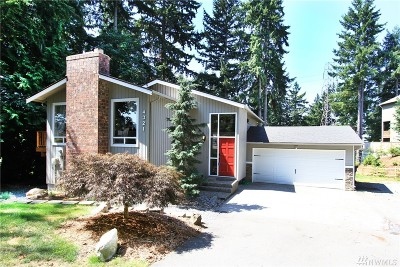 Snohomish County Single Family Home For Sale: 4321 234th Place SE