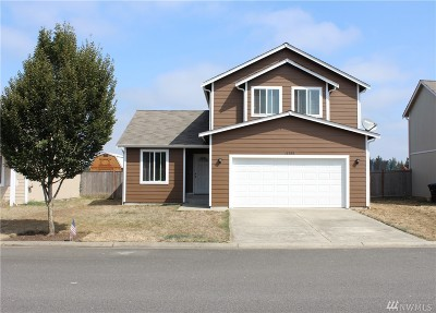 Yelm Single Family Home For Sale: 16586 Greenleaf Ave SE
