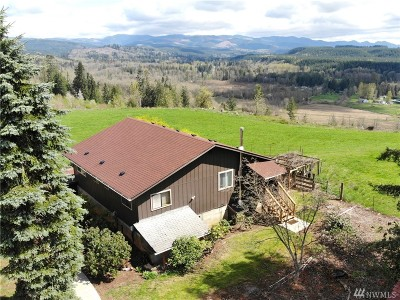 Single Family Home For Sale: 377 Griel Rd