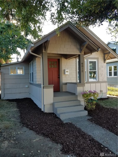 Single Family Home For Sale: 6018 Alder St S