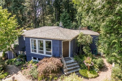 Kenmore Single Family Home For Sale: 20415 80th Ave NE