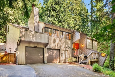 Sammamish Single Family Home For Sale: 604 219th Ave NE
