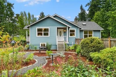 Kirkland Single Family Home For Sale: 6540 116th Ave NE