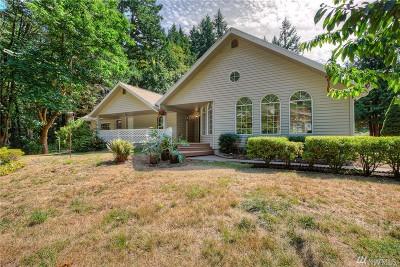 Shelton WA Single Family Home For Sale: $409,000