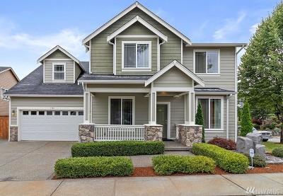 Tumwater Single Family Home For Sale: 1443 Sunrise Vista Lane SW