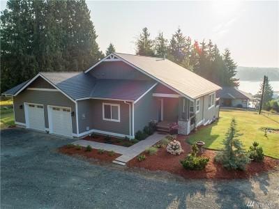 Poulsbo Single Family Home For Sale: 6308 NE Miller View Lane