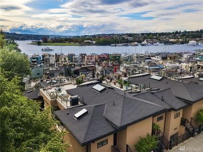 Seattle Condo/Townhouse For Sale: 80 E Roanoke St #5