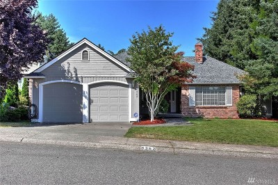 Auburn Single Family Home For Sale: 6362 S 298th Place